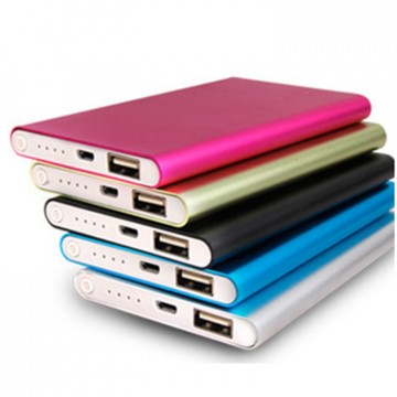 Powerbank Ultra Tynn 4000mAh
