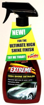Turtle Extre High Shine Detailer
