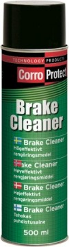 CorroProtect brake cleaner