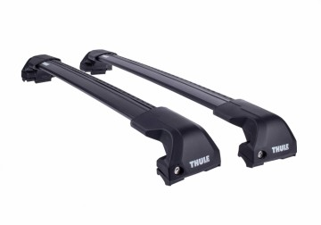 Thule Wingbar Edge Black Jaguar I-Pace