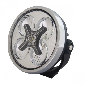 Led Driving Light 7""