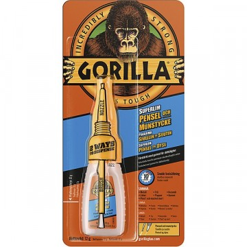 Gorilla Superlim Brush & Nozzle