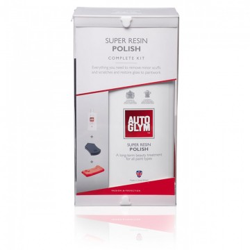 Autoglym Super Resin Kit
