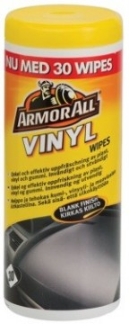 Armor All vinyl wipes blank