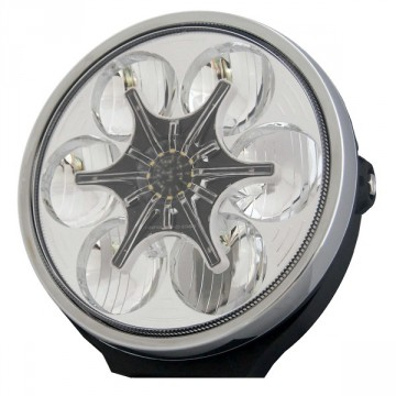 Led Driving Light 9""