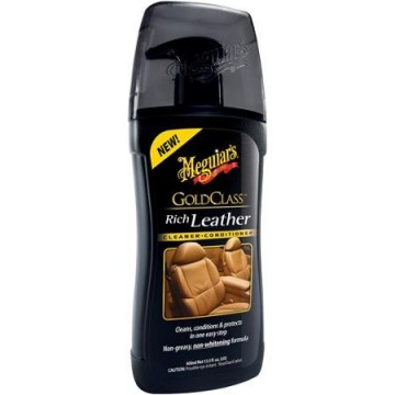 Meguiars Leather Cleaner & Conditioner