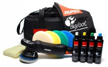 Rupes Bigfoot LHR 15 ES Deluxe Kit