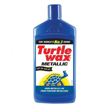 Turtle Metallic Wax