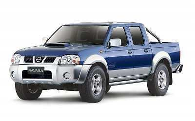 Navara (D22) 4WD 97-04