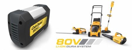 80V Batteriserie
