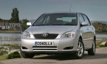 Corolla 01-07